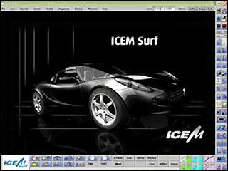 ICEM Surf